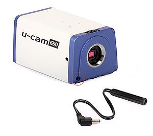 Ceiling Dome Camera CAM 082 (420TVL, Sharp, 0.5 lx, 3.6mm)