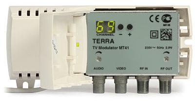TV Modulator TERRA MT41