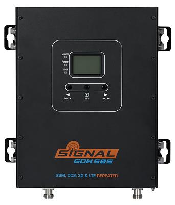 Wzmacniacz Signal GDW-505 (EGSM, GSM, DCS, WCDMA, LTE) (bez zasilacza)