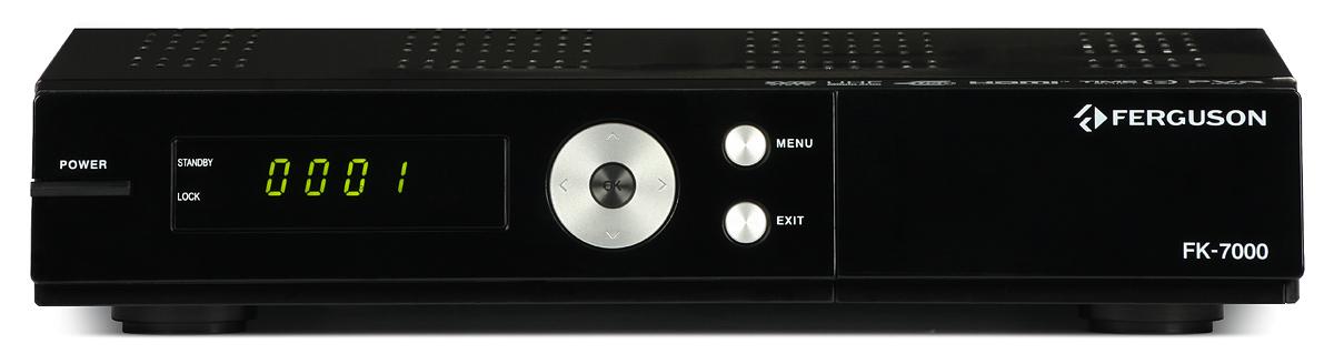 Nowość Tuner DVB FERGUSON FK-7000 HC26