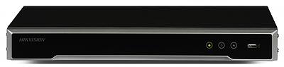 Rejestrator IP NVR Hikvision DS-7632NI-E2 (32 kanały, 160 Mb/s, 2xSATA, VGA, HDMI)